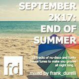 September 2K17: End of Summer