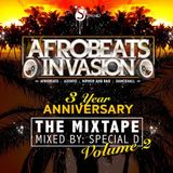 Special D Presents: Afrobeats Invasion Vol.2