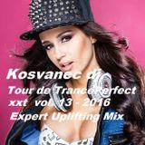 Kosvanec dj. - Tour de TrancePerfect xxt vol.13-2016(Expert Uplifting Mix)