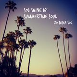 Solshine 16' a mix for summer