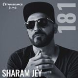 Traxsource Live with Sharam Jey