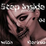 Step Inside Podcast #04 with: Berinio (Slovenia)
