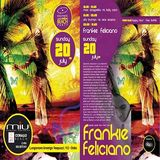 Frankie Feliciano @ Corallo Beach, Ostia (Roma) - 20.07.2008
