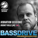 Vibration Sessions October 17th 2019 hosted by Rodney Rolls @BASSDRIVE.COM
