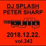 Dj Splash (Peter Sharp) - Pump WEEKEND 2018.12.22.