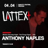 04.04.2014 LATTEX+ pres. DANCITY Festival Preview ANTHONY NAPLES