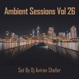 Ambient Sessions Vol 26
