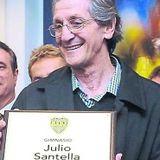 """Julio Santella: """"Bianchi todavía tiene mucho para darle al fútbol y hay que aprovecharlo"""" 09-07-2018"""