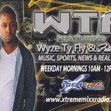 WyzeTyFly & Friends Your At Work iRadio Real Talk Radio Show 9-16-14