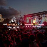 Dubfire & Nastia - Live @ IMS Dalt Vila (Ibiza, Spain) - 25-MAY-2018