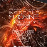 Pedro Leite -  Inside the Machine - Art Style:Techno - 26-04-2016