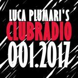 Club Radio 001 2017 - Luca Plumari DJ Mix