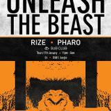 Frogcast 007 - Pharo b2b Rize (UTB Mix)