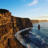 """""""A PLACE APART - THE CLIFFS of MOHER"""" an illustrated talk by Cormac Mc Ginley"""