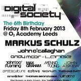 Digital Society 6 Year Mix - Paul Pearson