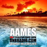 AAMES Live @ The E-SCALATION RADIO SHOW dnbradio.com 04.07.2015
