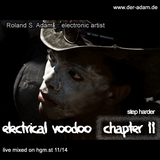 Roland S. Adam :: electrical voodoo phase II step harder :: LiveMix on HGM.st