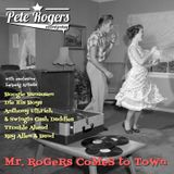 Pete Rogers - Mr Rogers comes to town