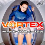 Vortex Volume 20 - Mixed By Dj Steve Xcite