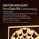 CJ Art - I'm a Dark Pill 3rd Anniversary [22.12.2016] on TM-Radio.com