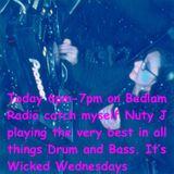 Nuty J Bedlam Radio 02.05.2018