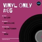 vinyl only #05 mixed by El'Les