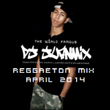 DJ Juanmix - Reggaeton Mix - April 2014
