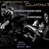 TRACKWASHER - MIX @ RADIOSYSTEM