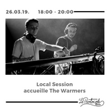 Local Session accueille The Warmers - 26.03.2019