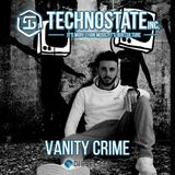 VΛNITY CRIME (Live) @ Technostate Inc. Showcase - Diesel.FM - 7-5-2018