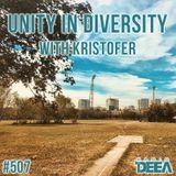 Kristofer - Unity in Diversity 507 @ Radio DEEA (29-09-2018)