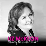 "Liz McKeon Beauty Business Expert talks about her new book ""30 Days to Beauty Business Success"""