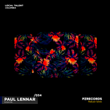 Paul Lennar Exclusive Mix 034 ® Pz Records Podcast Series Sep 2017