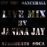 Live Mix By Janina Jay April 2015