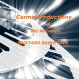 Carma Productions & MC Marxman - Mustard Radio - 7 December 2014