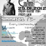 Dan Price - Global Control Episode 043 (25.01.12) Tim Mason Guestmix
