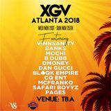 XGV THANKSGIVING ATLANTA 2018 PROMO MIX