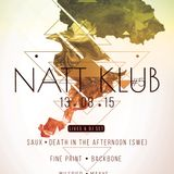 NATT KLUB #5 Mixed By The Sound Soldiers