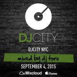 DJ Toro - Friday Fix - Sept. 4, 2015