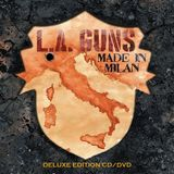 Tracii Guns of LA Guns