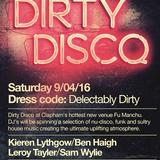 Momentum Presents - Dirty Disco - April Sample Mix