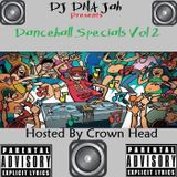 DJ DNA Jah - Dancehall Specials Mixtape Vol 2