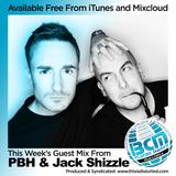 BCM Radio Show - 235 PBH & Jack Shizzle 30m Guest Mix