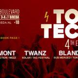 Blanda live recorded on Toko Techno @ Boulevard Breda 14 - 03 - 2015