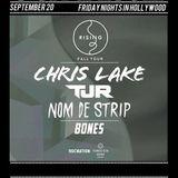 Chris Lake - Live @ Avalon Hollywood Los Angeles (USA) 2013.09.20.