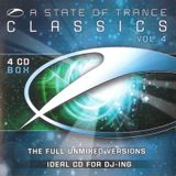A State Of Trance Classics Vol. 4- 4 Cds Mixed By Dj Eddie B (2009)