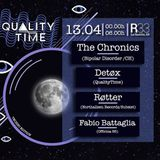 Detøx @ Quality Time Party at R33 [Techno Edition]