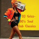 80's Soul Club Classics