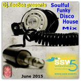 TeeBee's Soulful Funky Disco House SSW5 Mix June 2015