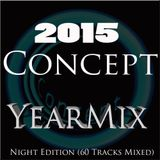 Concept - FutureDeep Vol. 043 (YearMix 2015 - Night Edition) [31.12.2015]